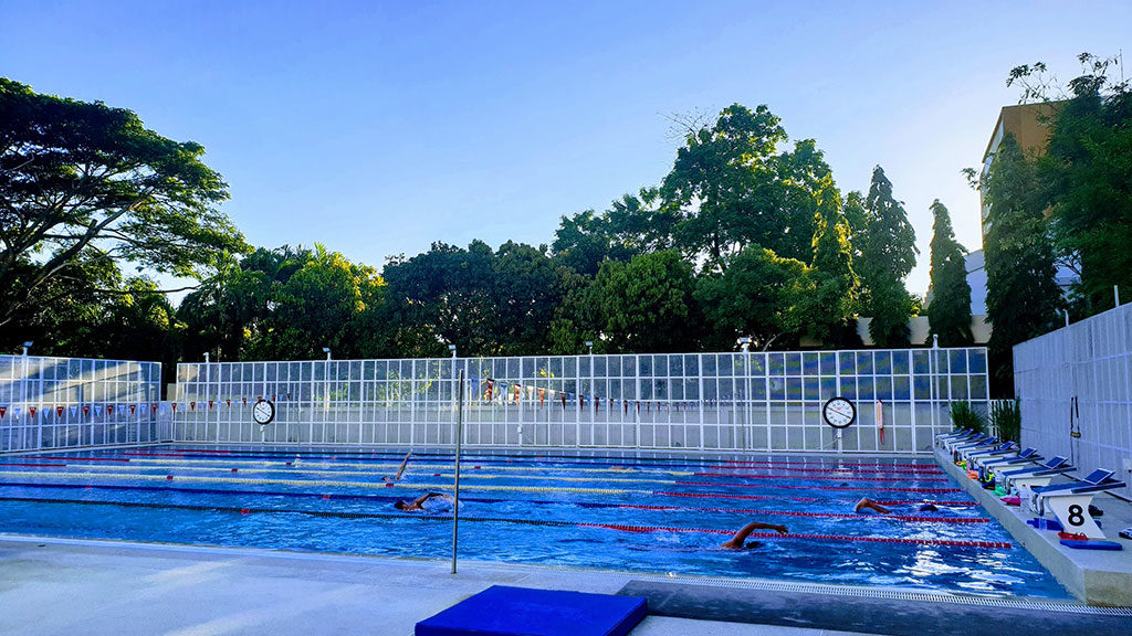 BEST swimming facilities Bangkok