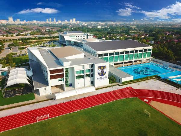Brighton College Bangkok Swimming Pool