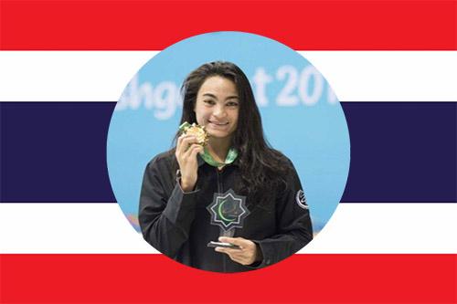 BEST National Swimmer Joy