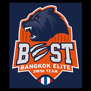 Best Swim Team Bangkok Logo